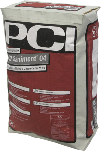 PCI Saniment® 04