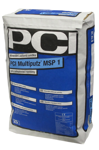 PCI Multiputz® MSP