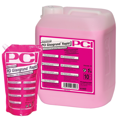 PCI Gisogrund® Rapid