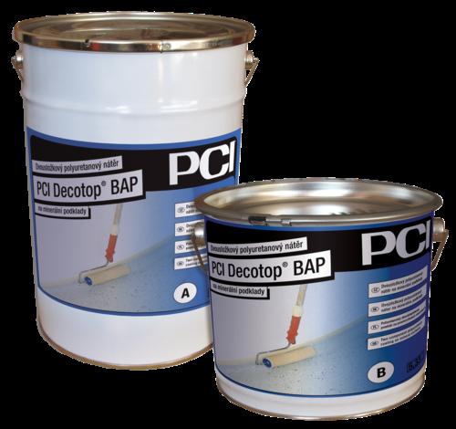 PCI Decotop® BAP