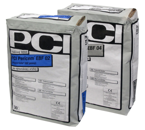 PCI Pericem® EBF 04 - EBF 02