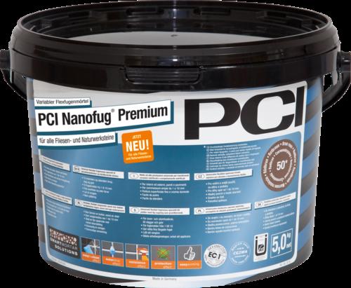 PCI Nanofug Premium cementgebonden voegsel