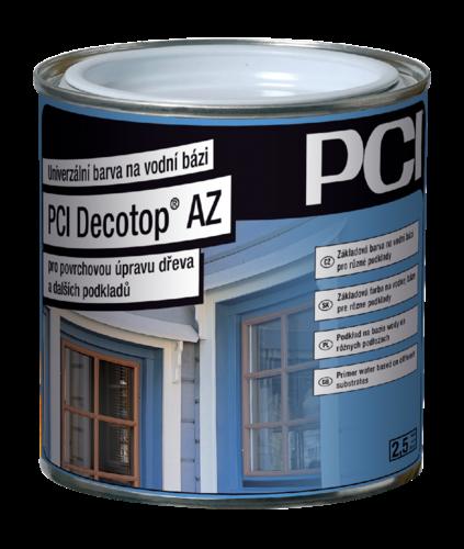 PCI Decotop® AZ