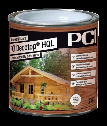 PCI Decotop® HQL