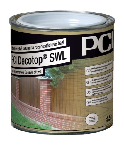 PCI Decotop® SWL