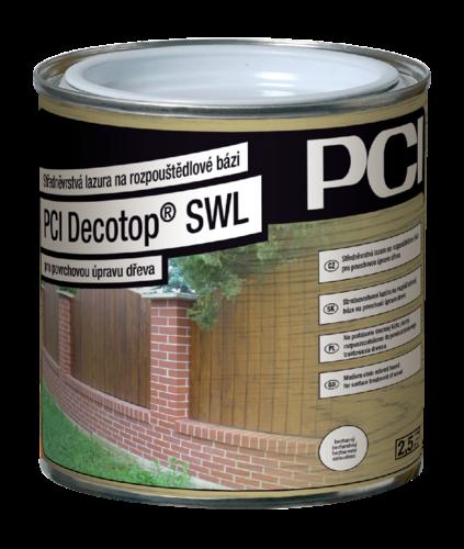 PCI Decotop® SWL