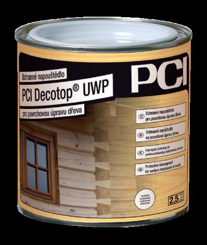 PCI Decotop® UWP