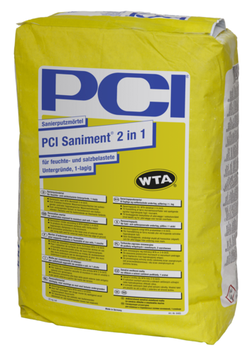 PCI Saniment® 2 in 1
