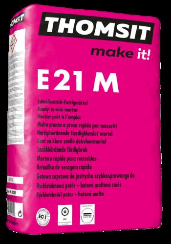 E 21 M