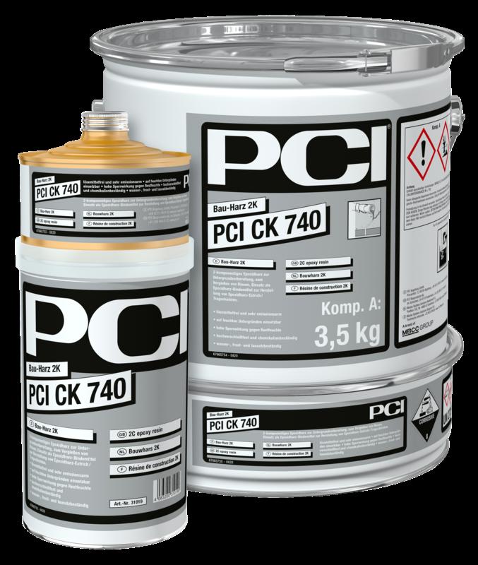 PCI CK 740
