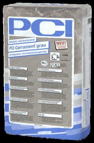 PCI Carrament® šedý