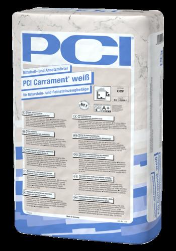 PCI Carrament® bílý