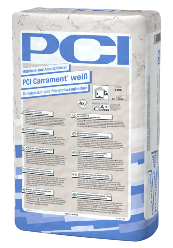 PCI Carrament® weiß