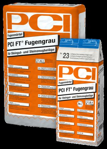PCI FT® Grå fogmassa