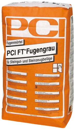 PCI FT® Fugengrau