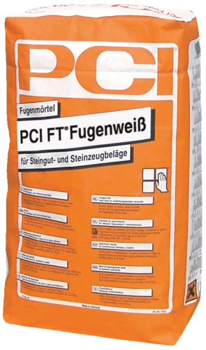 PCI FT® Fugenweiss