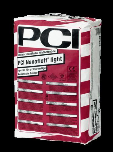 PCI Nanoflott® light