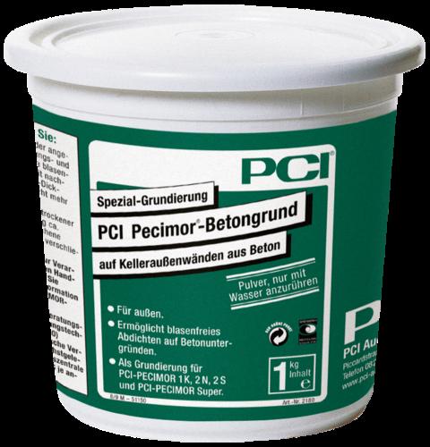 PCI Pecimor®-Betongrund