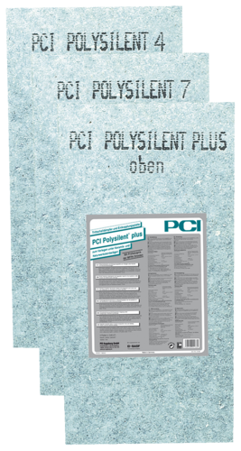 PCI Polysilent® Plus