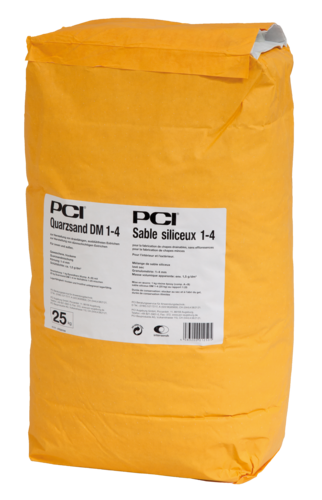 PCI Quarzsand DM 1-4